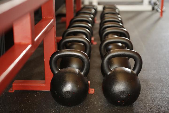 edzés kettlebell